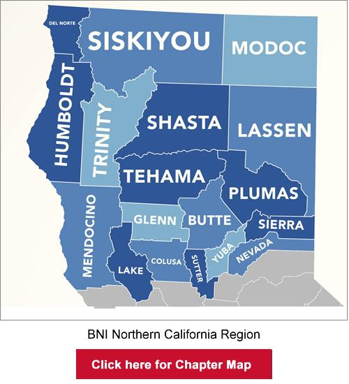 BNI Northern California region